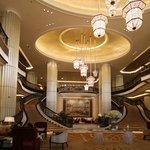 St Regis Hotel Lobby