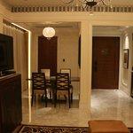 St Regis Hotel - Suite Dining Area