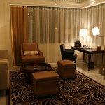 St Regis Hotel - Suite Living Room