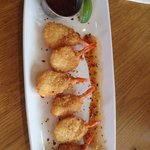 Coconut Shrimp yummy!!