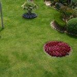 Sus jardines