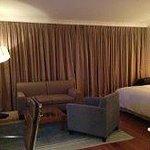 Sofa / Sitting area @ Room