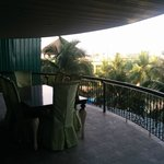 Pres. suite balcony