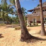 Camere con accesso diretto alla spiaggia