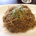 Fried Rice Noodle w Chicjen