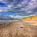 Rossbeigh beach.