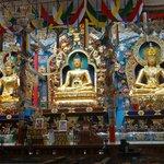 The Golden Budha