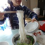 Ms. Moon gives us a tutorial on pho.