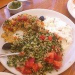 quinoa e taboule