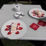 Gâteau Cardinal :-)