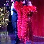 le couple de chanteurs