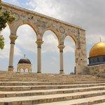 Premier pas sur l'esplanade des mosquées