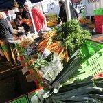 新鮮な野菜のお店