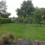 garden at Grove Barn