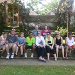 Our group with or guide Kadek.
