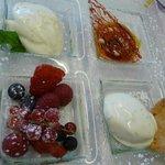 Dessertcreation
