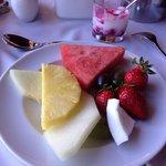 Завтрак;)
