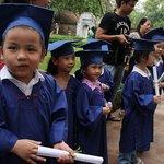 Junior graduates