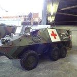 Medical tank