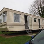Very comfortable and well maintained caravan