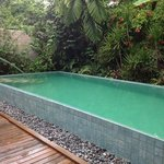 The Residence private pool