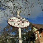 The McLaren Hotel