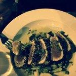 Seared Tuna at Tartine