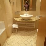 view of toilet in room