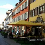 Shops by the Lake of Constance