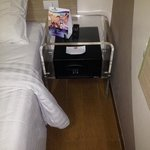 safety box in the room