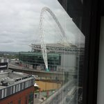 HI Wembley - View of stadium from room