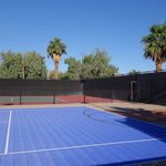 tennis/basketball courts, plus putting, skeeball, petank etc etc