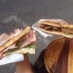 Large panini