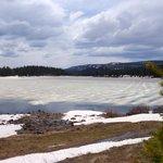 grand mesa, another lake