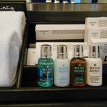 Lovely Molton Brown amenities