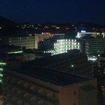 vue de nuit chambre 712