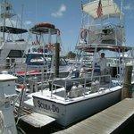 Scuba-Do Boat