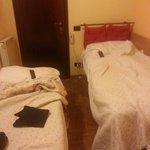 Camera singola con letto aggiunto
