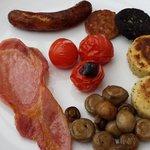 Full Irish Breakfast (sans eggs)