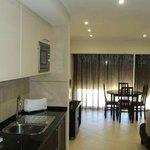 Deluxe One Bedroom Apartments