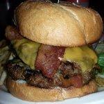 Mongo Burger....yum.