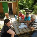 Un rencontre avec des bretons sympas
