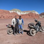 Juan Pablo is one if the greatest Moto tour guides that I've known.