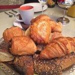 Breakfast, Le petit déjeuner, 朝食