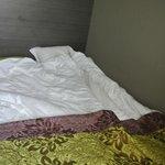 Chambre à coucher, pour 1 personne ok!