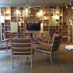 Hotel Reading room
