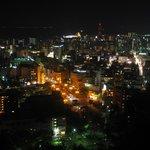 Kagoshima by night