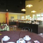 Salle du petit-déjeuner