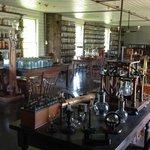 Thomas Edison's Lab .