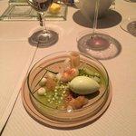 Konfierter Spargel (Dessert!!!)